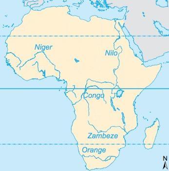 Hidrografia da África