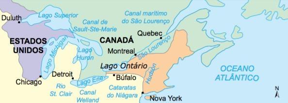 Grandes Lagos - EUA