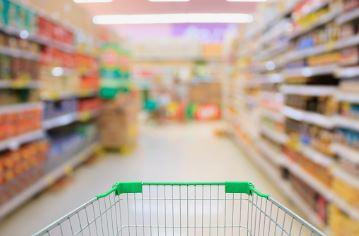 Exemplo de comércio interno: Supermercado