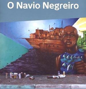 Capa do livro O Navio Negreiro