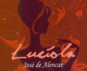 Capa do livro Lucíola