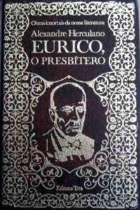 Capa do livro Eurico, o presbítero.