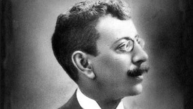 Retrato de Olavo Bilac