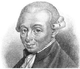 Retrato de Kant.
