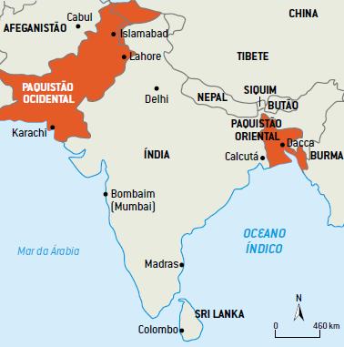 Descolonização da Índia.