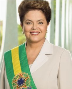Foto oficial do governo Dilma