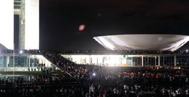 Manifestações do governo Dilma.