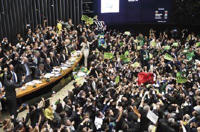 Impeachment de Dilma.