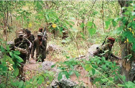 Conflitos na Angola.
