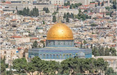 Igreja em Jerusalém.