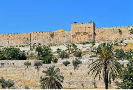 Fotografia de Jerusalém.