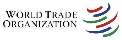 Logo da OMC.
