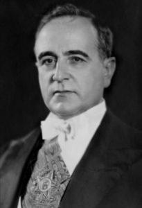 Retrato de Vargas em seu segundo governo.