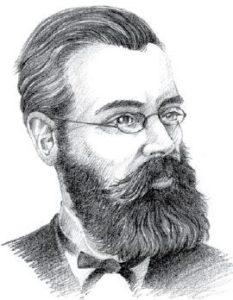 Retrato de José de Alencar.