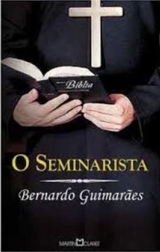 Capa do livro de O Seminarista.