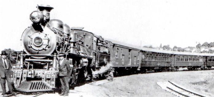 Transportes Ferroviário no Brasil