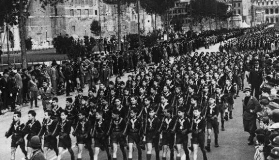 O Fascismo foi um regime totalitário.