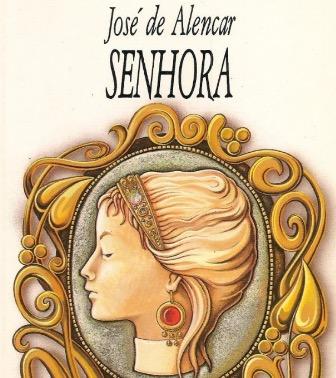 Capa do livro Senhora