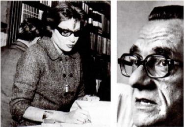 Retratos dos autores da terceira fase do modernismo.