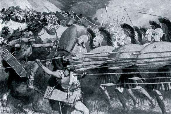 Exército do Império Macedônico