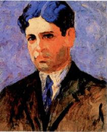 Retrato de Oswald de Andrade