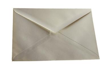 Carta de apresentação.