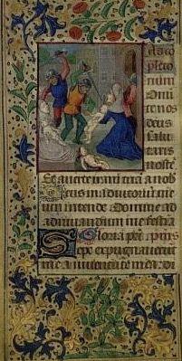 Foto de um manuscrito.