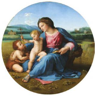 Obra renascentista de Rafael.