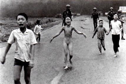 Famosa fotografia da Guerra do Vietnã