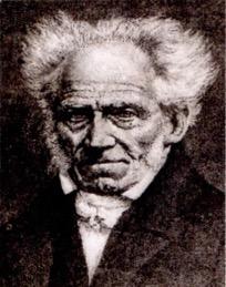 Retrato de Schopenhauer.
