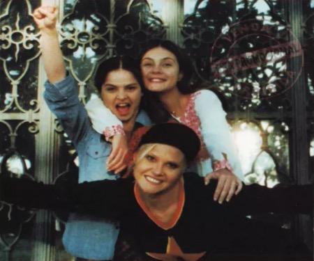 Capa do filme As meninas.