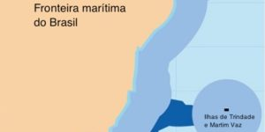 Fronteiras do Brasil – Limites Territoriais e Marítimos
