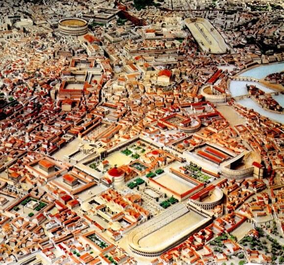 Roma Antiga.