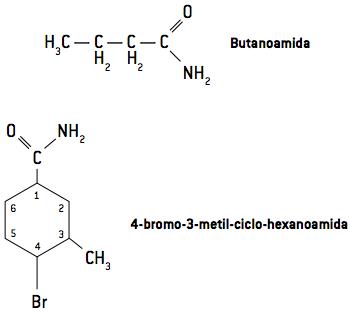 Butanoamida - 4-bromo-3-metil-ciclo-hexanoamida.