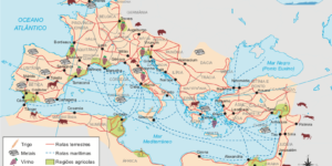Consequências da Expansão Romana