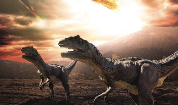 Quinta grande extinção em massa.