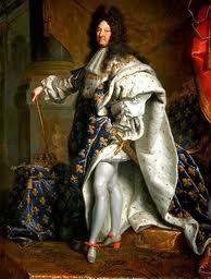 Rei absolutista Luis XIV
