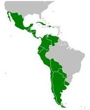Colônias espanholas