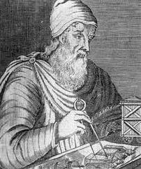 Pintura de Arquimedes