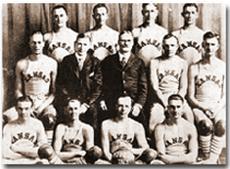 História do basquete