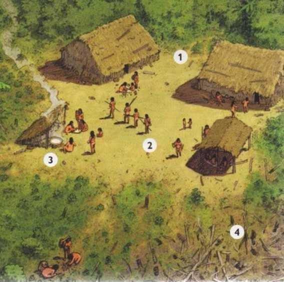 População brasilleira antes da chegada de Cabral