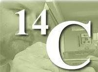 Símbolo do Carbono 14
