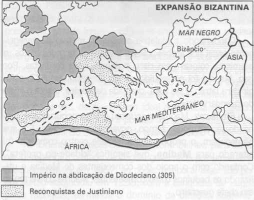 Expansão da civilização bizantina