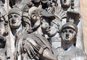 Guerreiros romanos
