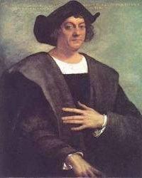 Retrato de Cristóvão Colombo