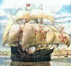 As naus da colonização