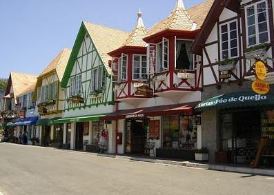 Blumenau e sua arquitetura