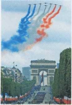 Homenagem a revolução francesa