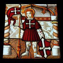 Vitral de As Cruzadas
