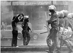 Repressão da ditadura militar